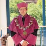 Dziekan Wydziału Prawa i Administracji  dr hab. Piotr Stec, prof. UO