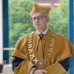 Dziekan Wydziału Nauk Społecznych  dr hab. Janusz Henryk Dorobisz, prof. UO
