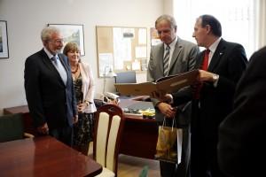 Umowa o współpracy (Instytut Filologii Germańskiej UO)