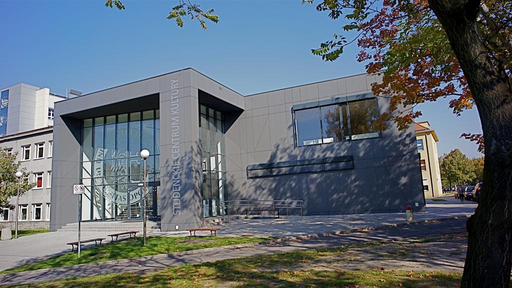 Studenckie Centrum Kultury UO