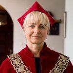 Prorektor ds. kształcenia i studentów  dr hab. Izabella Pisarek, prof. UO