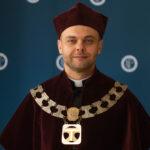 Dziekan Wydziału Teologicznego ks. dr hab. Mateusz Potoczny, prof. UO